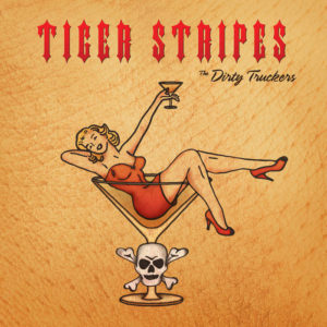 dirty truckers tiger stripes