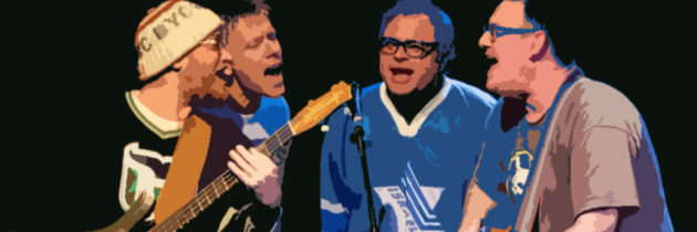 Zambonis & Vista Blue: Olympic Curling Music