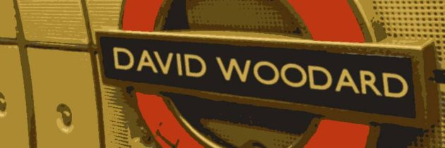 David Woodard – Everything in Between